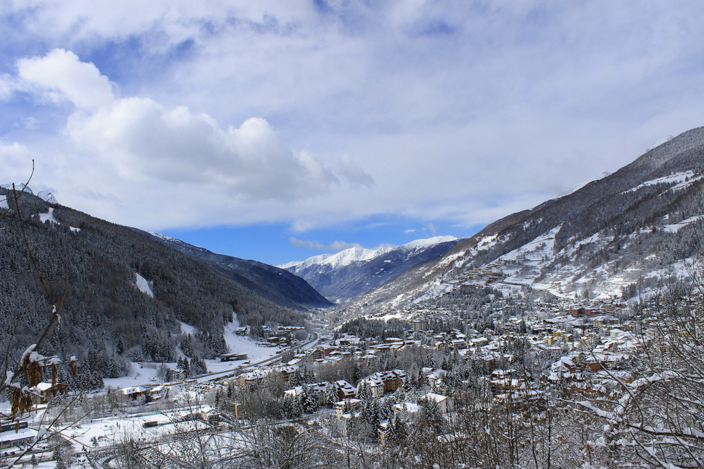 Inverno - Ponte