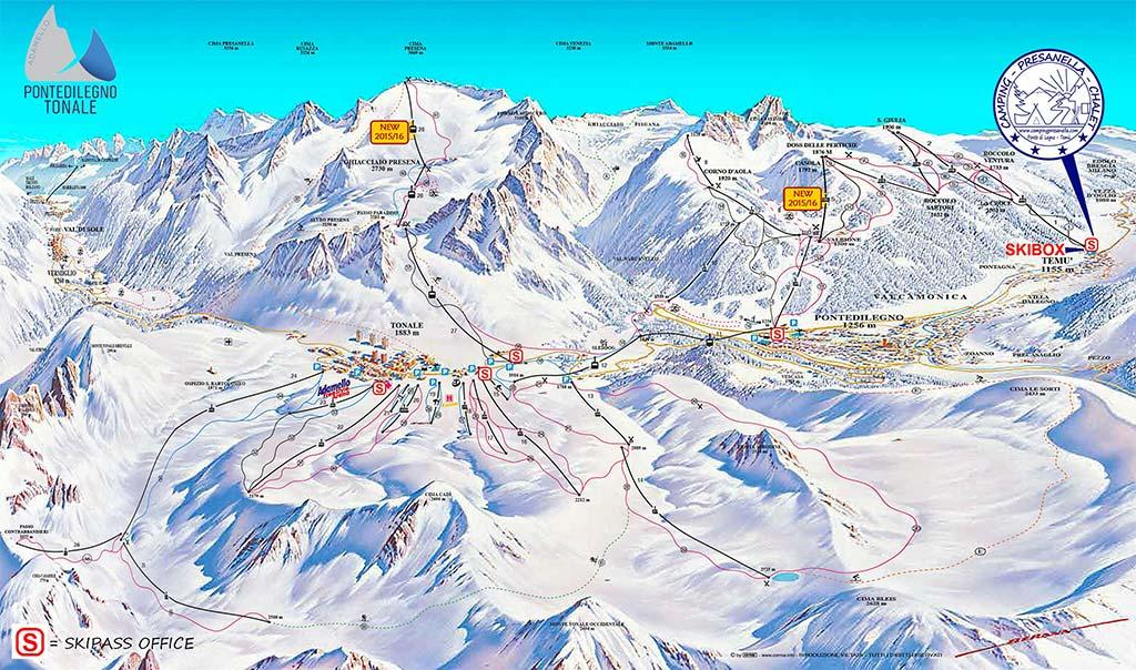 Inverno - Skimap